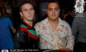 Nyíregyháza, Club Seven In The City - 2011. Szeptember 16. Péntek