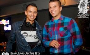 Nyíregyháza, Club Seven In The City - 2011. Október 5. Szerda
