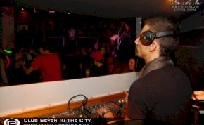 Nyíregyháza, Club Seven In The City - 2011. Október 12. Szerda
