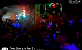 Nyíregyháza, Club Seven In The City - 2011. Október 28. Péntek