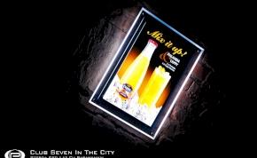 Nyíregyháza, Club Seven In The City - 2012. Január 4. Szerda