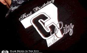 Nyíregyháza, Club Seven In The City - 2012. Január 6. Péntek