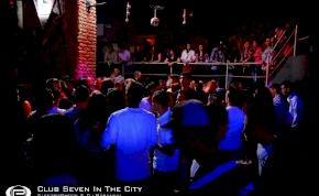 Nyíregyháza, Club Seven In The City - 2012. Február 13. Hétfő