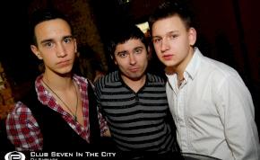 Nyíregyháza, Club Seven In The City - 2012. Február 17. Péntek