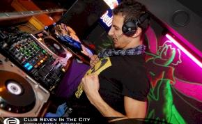 Nyíregyháza, Club Seven In The City - 2012. Február 20. Hétfő
