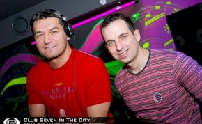 Nyíregyháza, Club Seven In The City - 2012. Február 22. Szerda