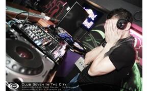 Nyíregyháza, Club Seven In The City - 2012. Február 29. Szerda