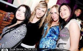 Nyíregyháza, Club Seven In The City - 2012. Március 14. Szerda