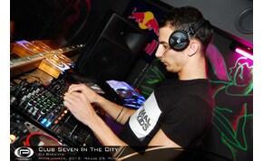 Nyíregyháza, Club Seven In The City - 2012. Május 25. Péntek