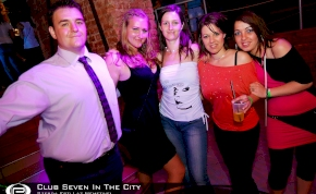 Nyíregyháza, Club Seven In The City - 2012. Június 13. Szerda