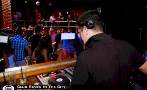 Nyíregyháza, Club Seven In The City - 2012. Június 15. Péntek