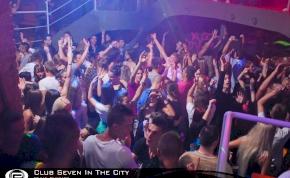 Nyíregyháza, Club Seven In The City - 2012. Június 22. Péntek