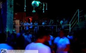 Nyíregyháza, Club Seven In The City - 2012. Július 13. Péntek