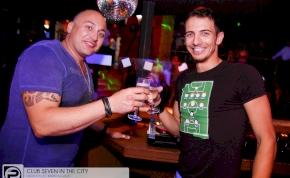 Nyíregyháza, Club Seven In The City - 2012. Július 25. Szerda