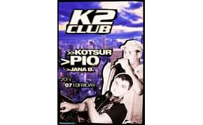 Ukrajna, Club K2 - 2011. október 7., Péntek