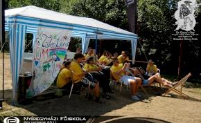 Nyíregyházi Főiskola, Gólyatábor - 2011. Augusztus 17. Szerda
