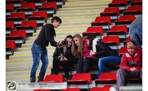 Nyíregyházi Főiskola - HÖT vs. Sport TV - 2012. Október 17. Szerda