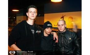 Miskolc, RockWell Klub - 2010. október 23. szombat