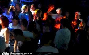 Eger, Broadway Arena - 2011. október 1., Szombat