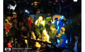 Eger, Broadway Arena - 2011. október 15., Szombat