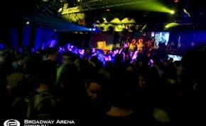 Eger, Broadway Arena - 2011. október 28., Péntek