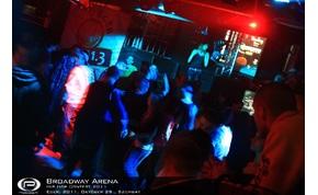 Eger, Broadway Arena - 2011. október 29., Szombat