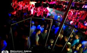 Eger, Broadway Arena - 2011. november 22., Kedd