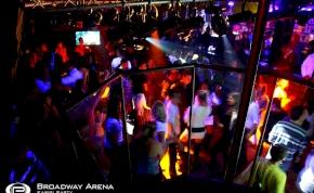 Eger, Broadway Arena - 2011. november 29., Kedd
