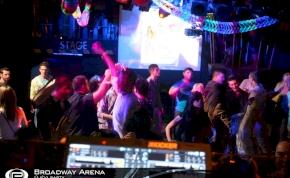 Eger, Broadway Arena - 2012. január 7., Szombat