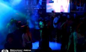 Eger, Broadway Arena - 2012. január 14., Szombat