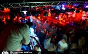 Eger, Broadway Arena - 2012. január 21., Szombat