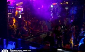 Eger, Broadway Arena - 2012. február 11., Szombat