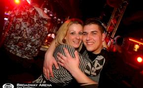 Eger, Broadway Arena - 2012. február 14., Kedd
