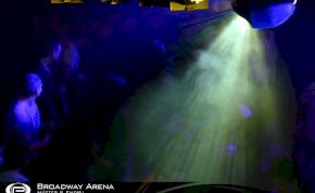 Eger, Broadway Arena - 2012. február 25., Szombat