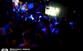 Eger, Broadway Arena - 2012. március 20., Kedd