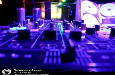 Eger, Broadway Arena - 2012. Június 23., Szombat