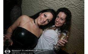 Eger, Resident Club - 2010. október 4. hétfő