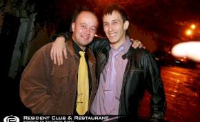 Eger, Resident Club - 2010. november 22., Hétfő