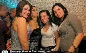 Eger, Resident Club - 2011. január 31., Hétfő