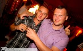 Eger, Hippolit Klub - 2012. Augusztus 8., Szerda