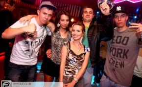 Eger, Hippolit Klub - 2013. Október 9., Szerda