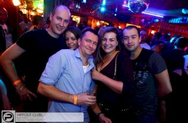 Eger, Hippolit Club - 2015. Október 17., Szombat