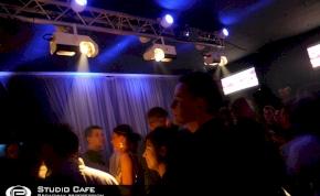 Eger, Studio Cafe - 2010. március 19. péntek