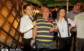 Eger, Alfa Bár - 2011. augusztus 24., Szerda