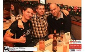 Debrecen, Batthyány Borozó- 2013. December 21., szombat este