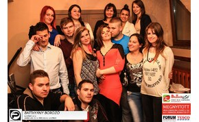 Debrecen, Batthyány Borozó- 2014. Március 8., szombat este