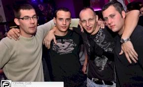 Miskolc, Central Club - 2012. október 31., szerda