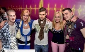 Miskolc, Central Club - 2013. február 1., péntek