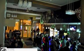 Miskolc, La Syrup - 2012. december 28., péntek
