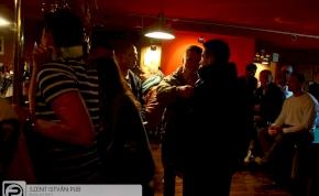 Eger, Szent István Pub - 2013. Április 5., Péntek